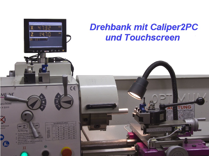Drehbank