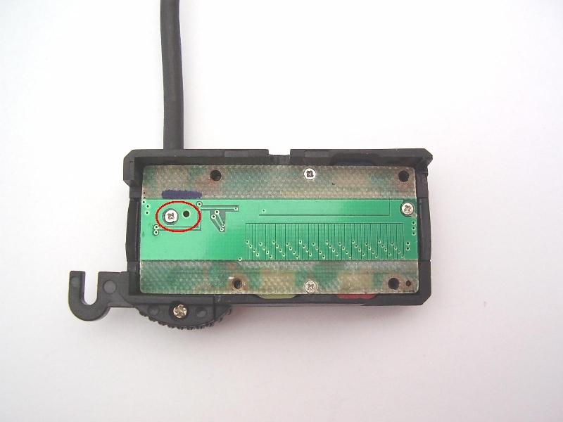 Linearencoder mit Datenkabel und Nonius